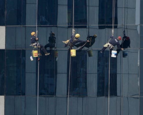 Fensterreinigung Bochum